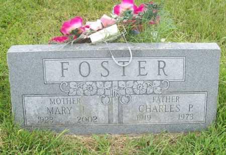 FOSTER, MARY J. - Benton County, Arkansas   MARY J. FOSTER - Arkansas Gravestone Photos