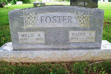 FOSTER, RAOUL F. - Benton County, Arkansas | RAOUL F. FOSTER - Arkansas Gravestone Photos