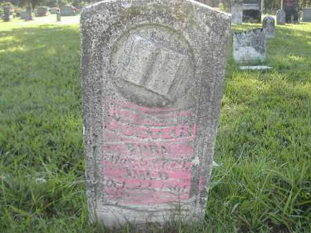 FOSTER, ROBERT MITCHELL SR. - Benton County, Arkansas | ROBERT MITCHELL SR. FOSTER - Arkansas Gravestone Photos