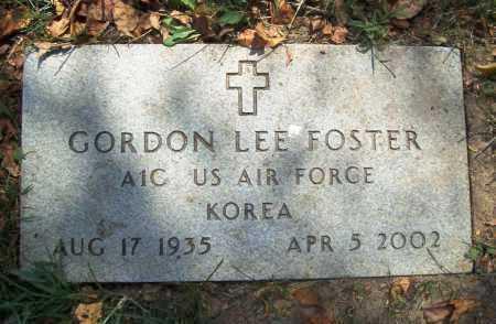 FOSTER (VETERAN KOR), GORDON LEE - Benton County, Arkansas   GORDON LEE FOSTER (VETERAN KOR) - Arkansas Gravestone Photos