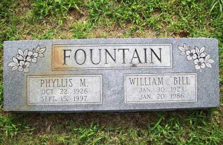 "FOUNTAIN, WILLIAM ""BILL"" - Benton County, Arkansas   WILLIAM ""BILL"" FOUNTAIN - Arkansas Gravestone Photos"