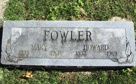 FOWLER, MARY - Benton County, Arkansas   MARY FOWLER - Arkansas Gravestone Photos