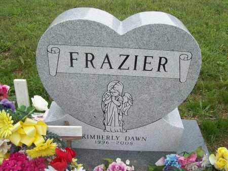 FRAZIER, KIMBERLY DAWN - Benton County, Arkansas | KIMBERLY DAWN FRAZIER - Arkansas Gravestone Photos