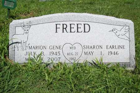 "FREED, MARION ""GENE"" - Benton County, Arkansas | MARION ""GENE"" FREED - Arkansas Gravestone Photos"