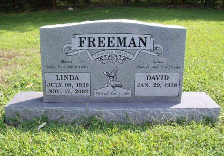 FREEMAN, LINDA M. - Benton County, Arkansas | LINDA M. FREEMAN - Arkansas Gravestone Photos