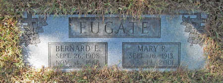 FUGATE, BERNARD E - Benton County, Arkansas | BERNARD E FUGATE - Arkansas Gravestone Photos