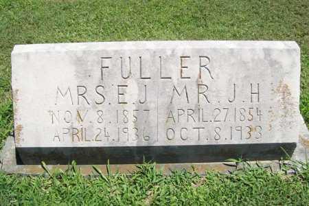 FULLER, E. J. - Benton County, Arkansas | E. J. FULLER - Arkansas Gravestone Photos