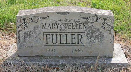 FULLER, MARY ELLEN - Benton County, Arkansas | MARY ELLEN FULLER - Arkansas Gravestone Photos