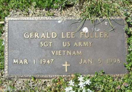 FULLER (VETERAN VIET), GERALD LEE - Benton County, Arkansas | GERALD LEE FULLER (VETERAN VIET) - Arkansas Gravestone Photos
