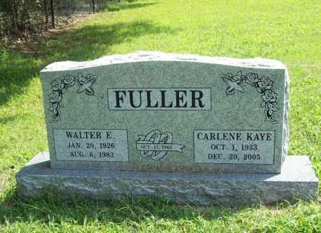 KILLIAN FULLER, CARLENE KAYE - Benton County, Arkansas | CARLENE KAYE KILLIAN FULLER - Arkansas Gravestone Photos