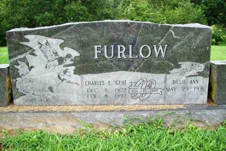 "FURLOW, CHARLES E. ""GENE"" - Benton County, Arkansas | CHARLES E. ""GENE"" FURLOW - Arkansas Gravestone Photos"