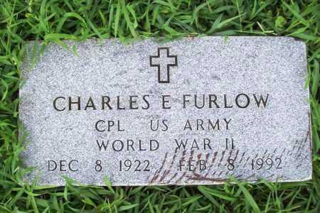 FURLOW (VETERAN WWII), CHARLES E. - Benton County, Arkansas | CHARLES E. FURLOW (VETERAN WWII) - Arkansas Gravestone Photos