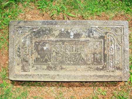 GALBREAITH, KITTIE - Benton County, Arkansas | KITTIE GALBREAITH - Arkansas Gravestone Photos