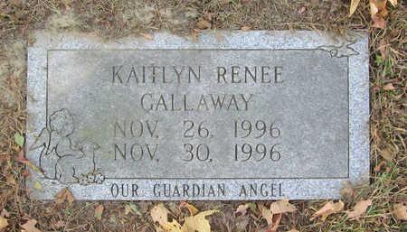 GALLAWAY, KAITLYN RENEE - Benton County, Arkansas   KAITLYN RENEE GALLAWAY - Arkansas Gravestone Photos