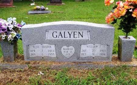 GALYEN, WILLIAM T. - Benton County, Arkansas | WILLIAM T. GALYEN - Arkansas Gravestone Photos