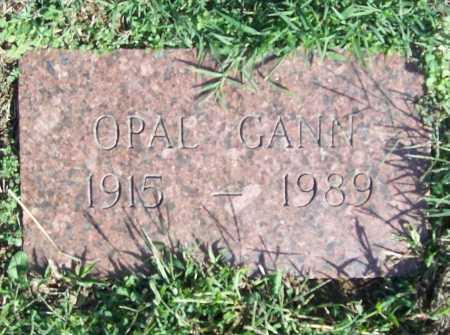 DESHIELDS GANN, OPAL - Benton County, Arkansas | OPAL DESHIELDS GANN - Arkansas Gravestone Photos
