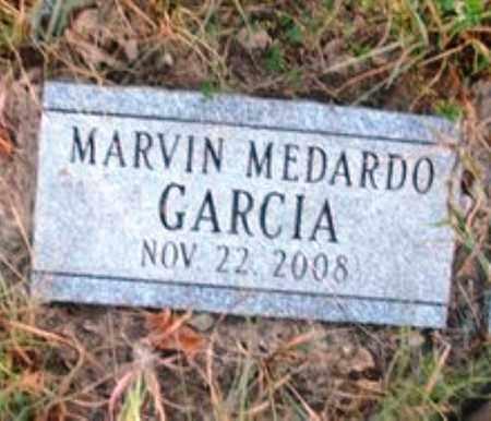 GARCIA, MARVIN MEDARDO - Benton County, Arkansas   MARVIN MEDARDO GARCIA - Arkansas Gravestone Photos