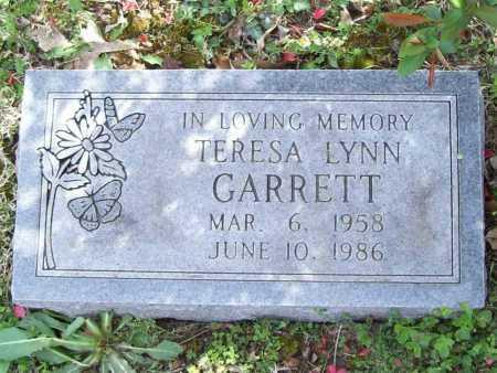 GARRETT, TERESA LYNN - Benton County, Arkansas | TERESA LYNN GARRETT - Arkansas Gravestone Photos