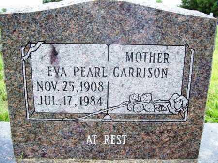 GARRISON, EVA PEARL - Benton County, Arkansas | EVA PEARL GARRISON - Arkansas Gravestone Photos