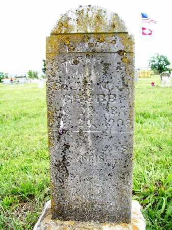 GRUBB GARRISON, KETURAH A. - Benton County, Arkansas   KETURAH A. GRUBB GARRISON - Arkansas Gravestone Photos