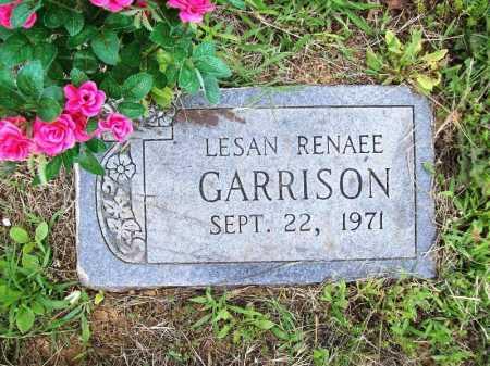 GARRISON, LESAN RENAEE - Benton County, Arkansas   LESAN RENAEE GARRISON - Arkansas Gravestone Photos