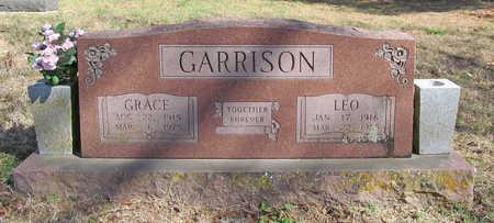 GARRISON, LEO - Benton County, Arkansas   LEO GARRISON - Arkansas Gravestone Photos