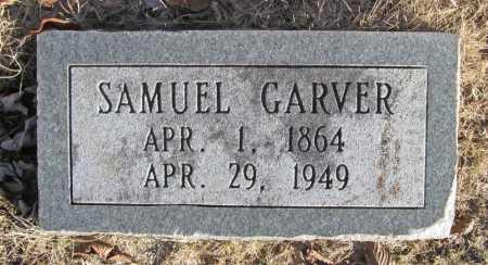 GARVER, SAMUEL - Benton County, Arkansas | SAMUEL GARVER - Arkansas Gravestone Photos