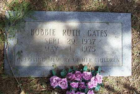 GATES, BOBBIE RUTH (1) - Benton County, Arkansas | BOBBIE RUTH (1) GATES - Arkansas Gravestone Photos