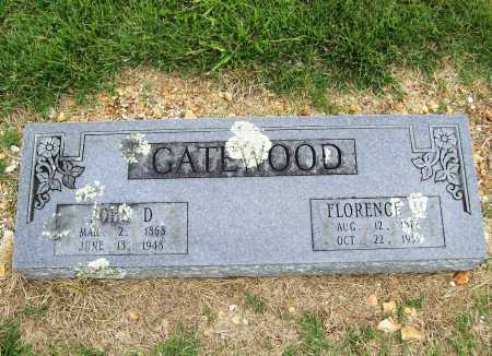 HARRIS GATEWOOD, FLORENCE M. - Benton County, Arkansas | FLORENCE M. HARRIS GATEWOOD - Arkansas Gravestone Photos