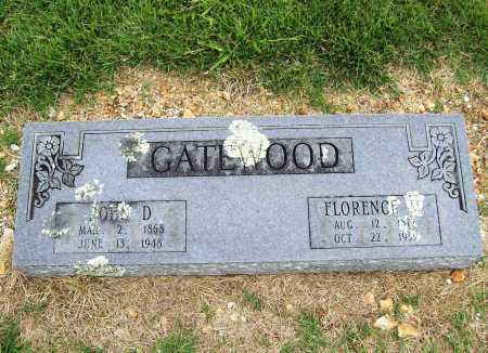 GATEWOOD, FLORENCE M. - Benton County, Arkansas | FLORENCE M. GATEWOOD - Arkansas Gravestone Photos