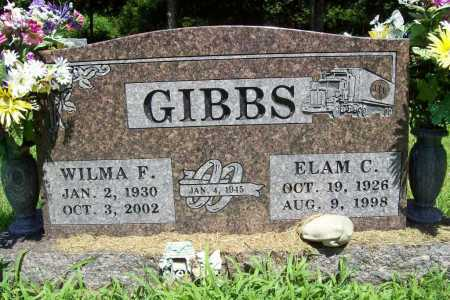GIBBS, WILMA F. - Benton County, Arkansas | WILMA F. GIBBS - Arkansas Gravestone Photos