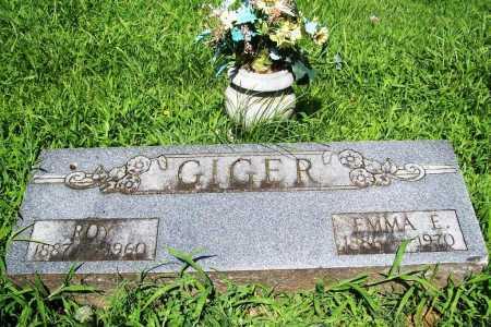 GIGER, ROY - Benton County, Arkansas | ROY GIGER - Arkansas Gravestone Photos