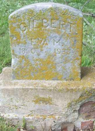 GILBERT, EVA M. - Benton County, Arkansas | EVA M. GILBERT - Arkansas Gravestone Photos