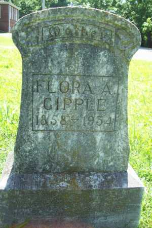 GIPPLE, FLORA A. - Benton County, Arkansas | FLORA A. GIPPLE - Arkansas Gravestone Photos