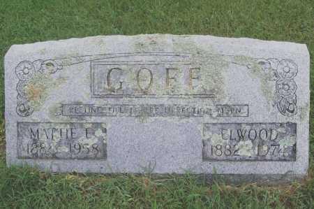 GOFF, ARCHIE ELWOOD - Benton County, Arkansas | ARCHIE ELWOOD GOFF - Arkansas Gravestone Photos