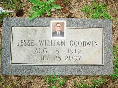 GOODWIN, JESSE WILLIAM - Benton County, Arkansas   JESSE WILLIAM GOODWIN - Arkansas Gravestone Photos