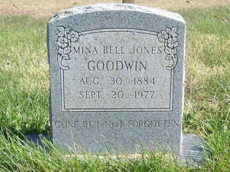 JONES, MINA BELL - Benton County, Arkansas   MINA BELL JONES - Arkansas Gravestone Photos