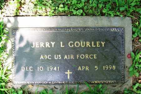 GOURLEY (VETERAN), JERRY L. - Benton County, Arkansas | JERRY L. GOURLEY (VETERAN) - Arkansas Gravestone Photos