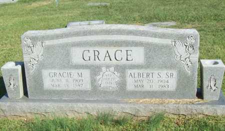 GRACE, GRACIE M. - Benton County, Arkansas | GRACIE M. GRACE - Arkansas Gravestone Photos