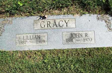 GRACY, JOHN R. - Benton County, Arkansas | JOHN R. GRACY - Arkansas Gravestone Photos
