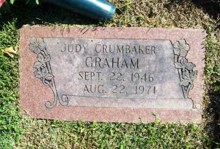 GRAHAM, JUDY - Benton County, Arkansas | JUDY GRAHAM - Arkansas Gravestone Photos