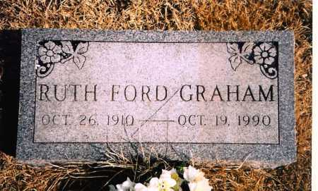 GRAHAM, RUTH - Benton County, Arkansas | RUTH GRAHAM - Arkansas Gravestone Photos
