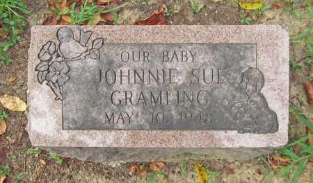 GRAMLING, JOHNNIE SUE - Benton County, Arkansas   JOHNNIE SUE GRAMLING - Arkansas Gravestone Photos