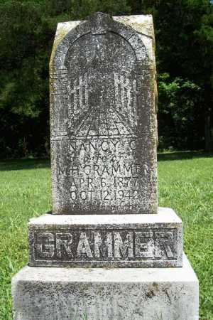 GRAMMER, NANCY C. - Benton County, Arkansas | NANCY C. GRAMMER - Arkansas Gravestone Photos