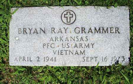 GRAMMER (VETERAN VIET), BRYAN RAY - Benton County, Arkansas | BRYAN RAY GRAMMER (VETERAN VIET) - Arkansas Gravestone Photos