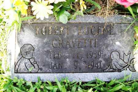 GRAVETTE, ROBERT EUGENE - Benton County, Arkansas   ROBERT EUGENE GRAVETTE - Arkansas Gravestone Photos