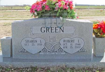 GREEN, ROBERT LUCAS - Benton County, Arkansas   ROBERT LUCAS GREEN - Arkansas Gravestone Photos