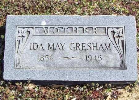 GRESHAM, IDA MAY - Benton County, Arkansas | IDA MAY GRESHAM - Arkansas Gravestone Photos