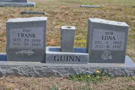 GUINN, EDNA - Benton County, Arkansas | EDNA GUINN - Arkansas Gravestone Photos