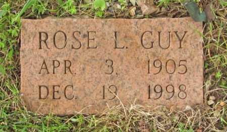 GUY, ROSE L. - Benton County, Arkansas | ROSE L. GUY - Arkansas Gravestone Photos